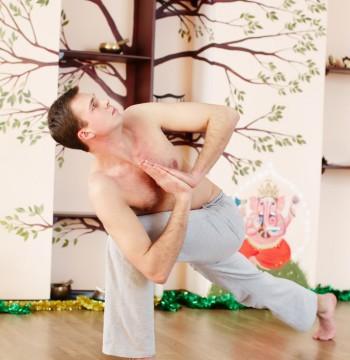 Йога для мужчин!