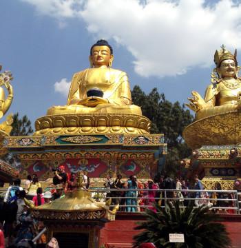15 апреля (Универсальная Йога и буддистские практики. Непал)
