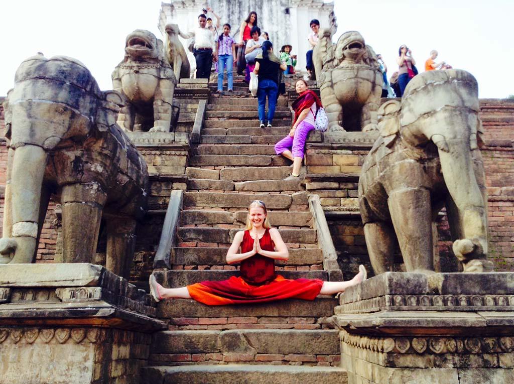 Обучение в Непале