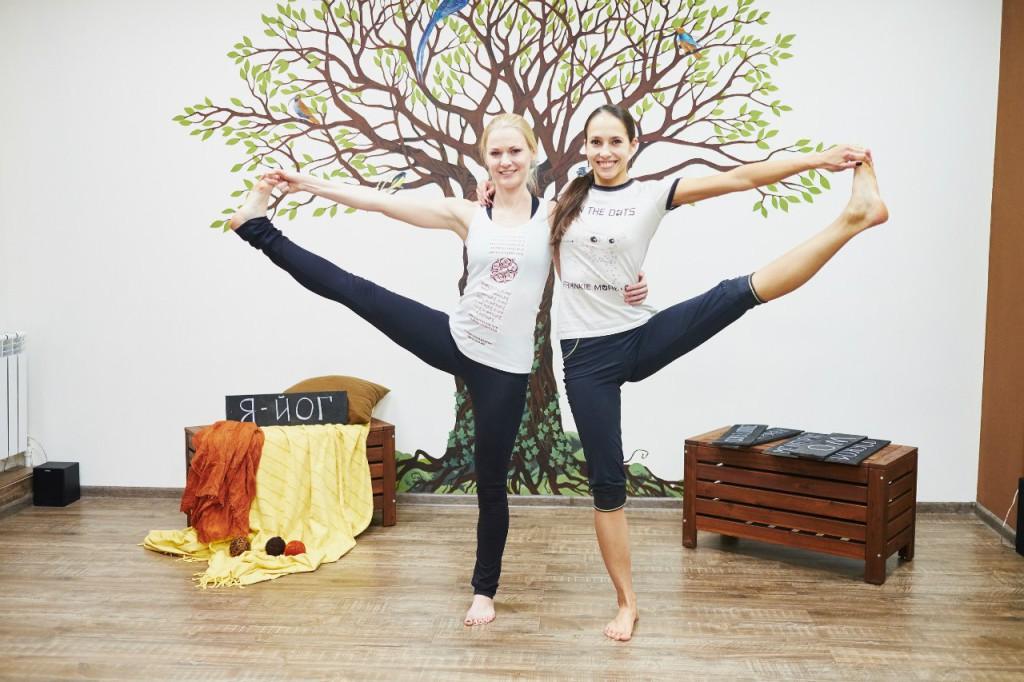 Студия йоги Мантра