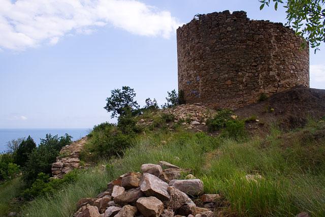 Крепость Чобан-Куле 1