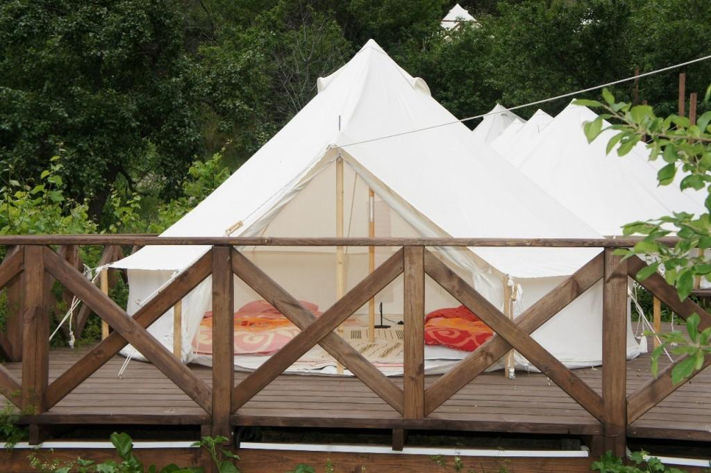 Двухместный шатер